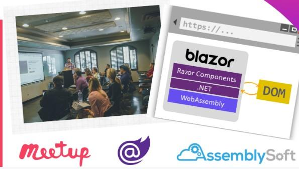 Blazor Learning Adventure in Bournemouth